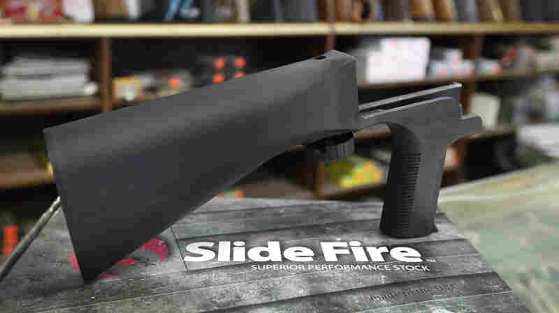Bump Stock Manufacturer Is Shutting Down Production