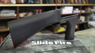 Slide Fire Solutions announced Tuesday it will stop taking orders for its line of bump stock products on May 20.