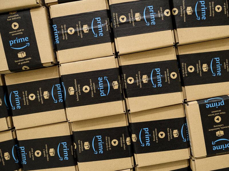 Amazon CEO Jeff Bezos says more than 100 million people around the world pay for Prime membership.