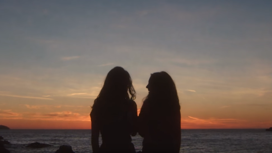 On 'It's Not Just Me,' Let's Eat Grandma Crystallizes A Crush