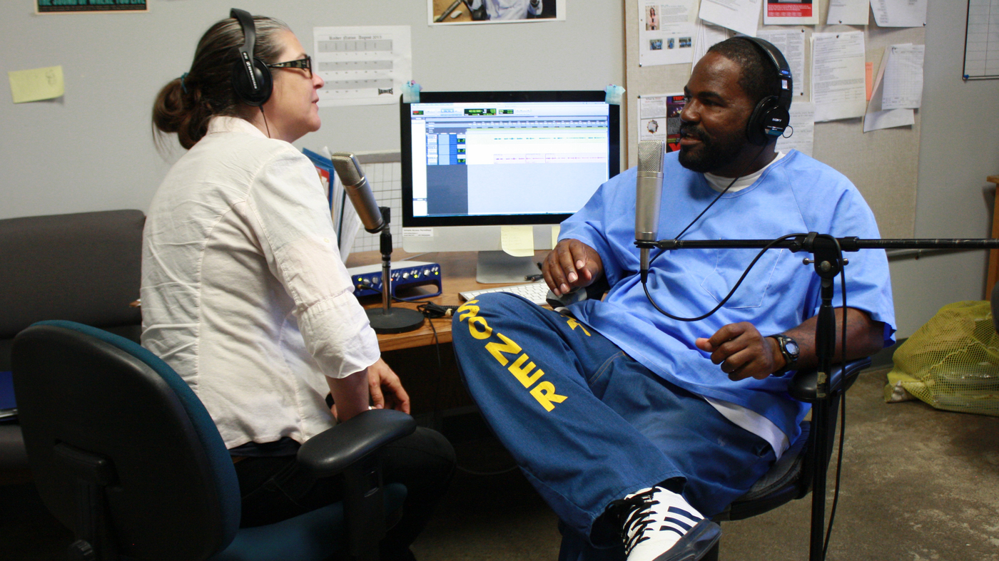 Behind Ear Hustle The Podcast Made In Prison Npr