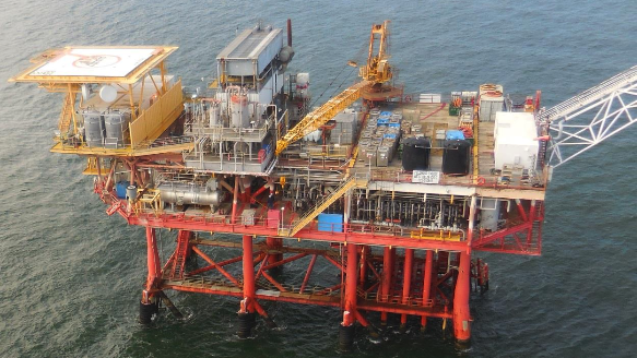 "West Delta 105 E is an oil-producing platform located a dozen miles off the Louisiana coast in the Gulf of Mexico. A 2014 explosion on the lower deck killed Jerrel ""Bubba"" Hancock."
