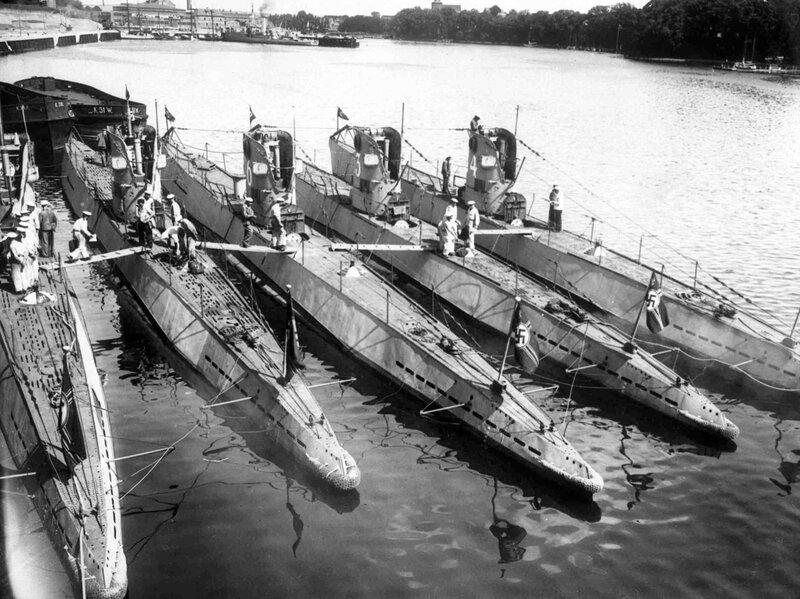 Missing Nazi Submarine Found Near Denmark