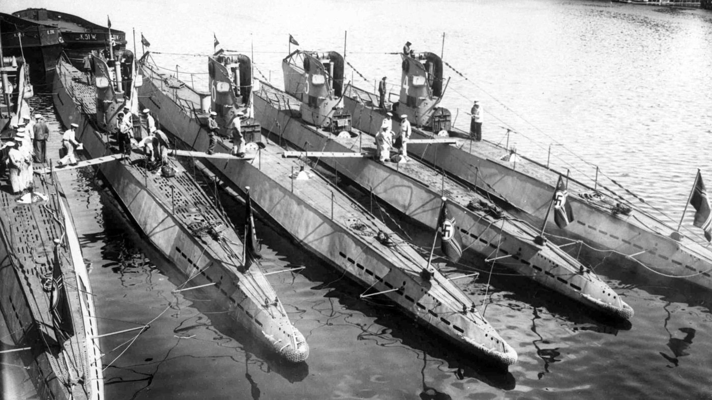Missing Nazi Submarine Found Near Denmark Spoiler Hitler Is Probably Not On Board The Two