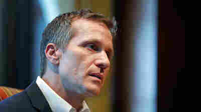 Case Against Missouri Gov. Eric Greitens Can Proceed, Judge Rules