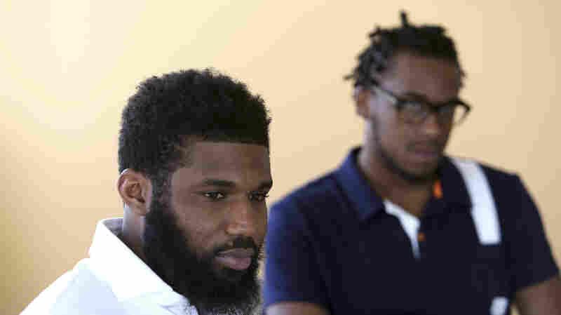 Men Arrested At Philadelphia Starbucks Speak Out; Police Commissioner Apologizes