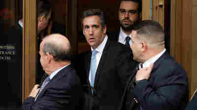 Trump Attorney Cohen Drops Dossier Lawsuits Against Fusion GPS, BuzzFeed