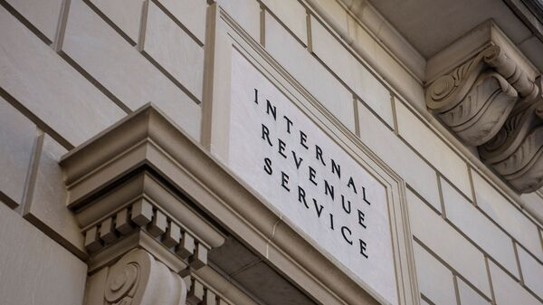 A view of the Internal Revenue Service