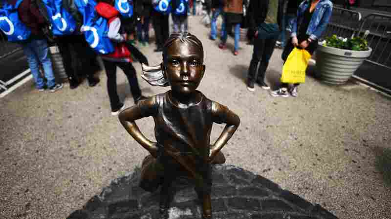 'Fearless Girl' Statue Will Face Down Stock Exchange, Not 'Charging Bull'