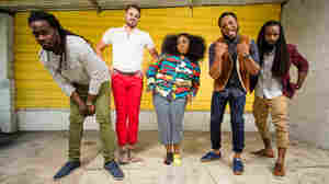 Tank And The Bangas Release The Band's Major Label Debut