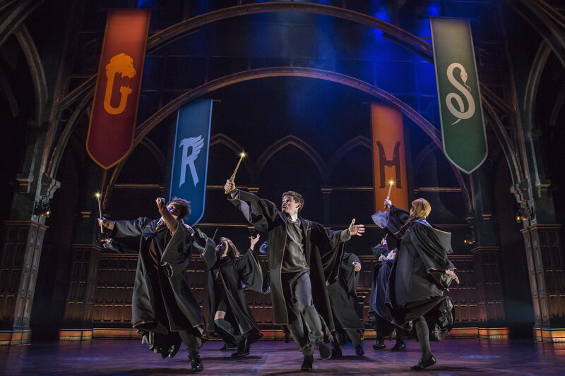 Muggles Rejoice: Harry Potter And The Cursed Child Is Now On Broadway by Jeff Lunden for NPR