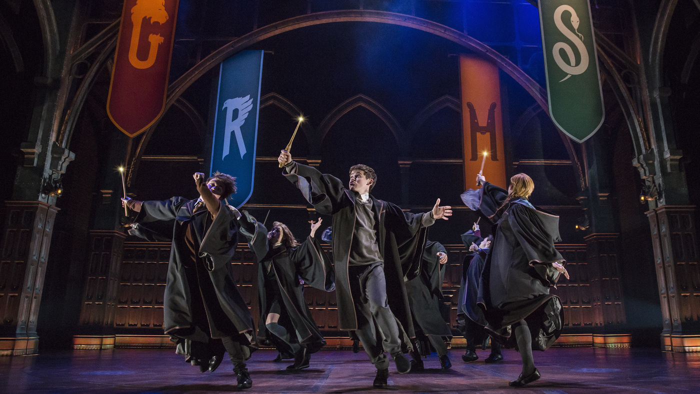 Muggles Rejoice: 'Harry Potter And The Cursed Child' Is Now On Broadway