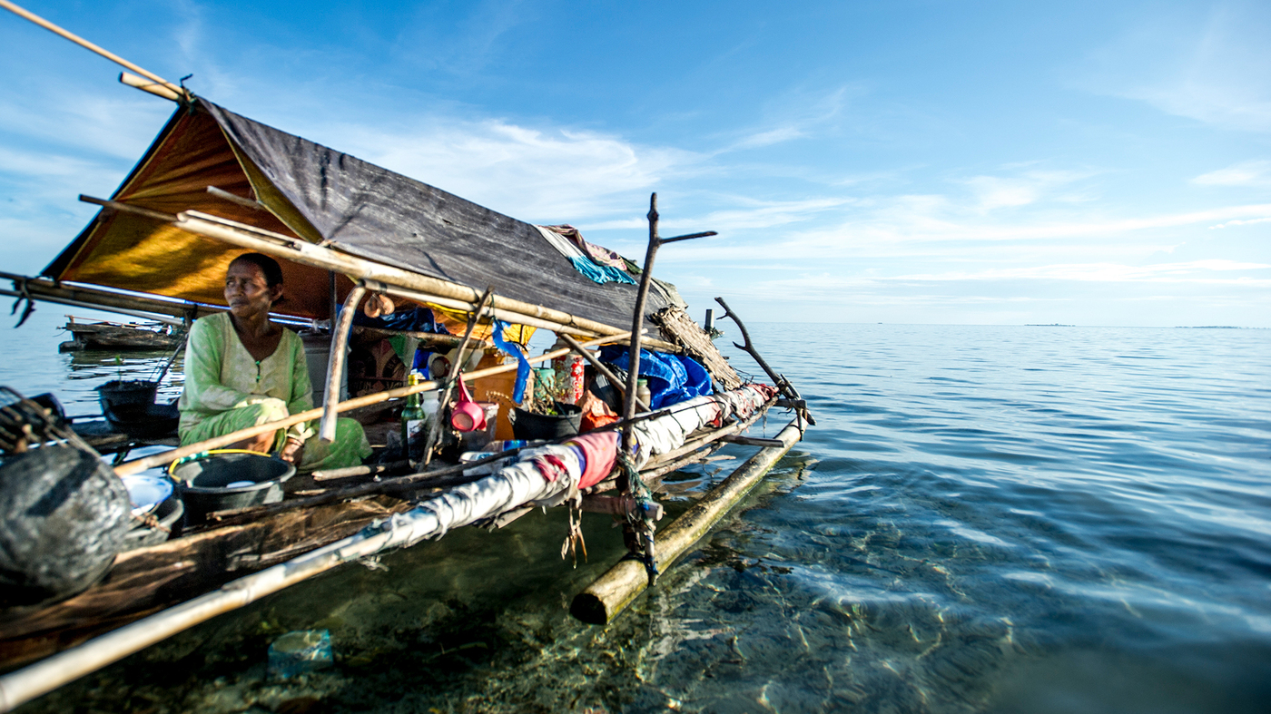How Do Indonesia's 'Sea Nomads' Stay Under Water So Long