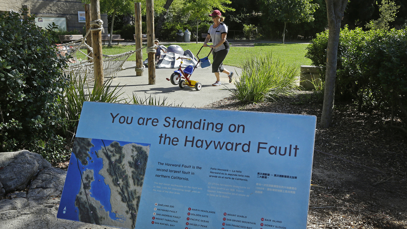Major Earthquake On Bay Area Fault Could Kill 800 People, USGS Predicts