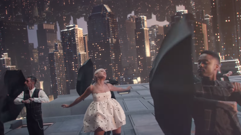 Ariana Grande's 'No Tears Left To Cry' Pushes Past Grief