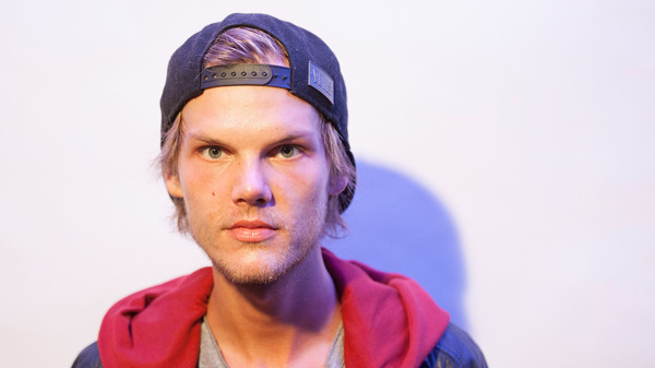 Tim Bergling, aka Avicii.