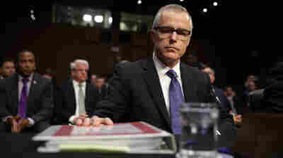 Former Deputy FBI Director McCabe Launches Legal Defense Fund