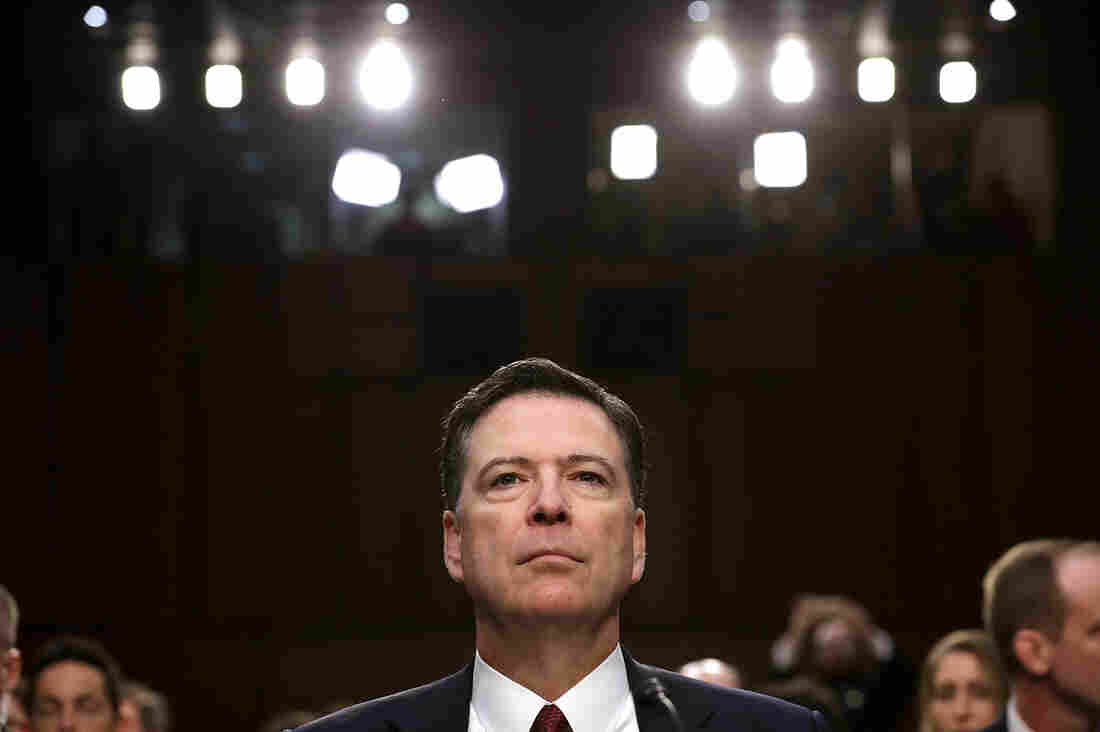 Comey Memos Discredit Narrative That Trump Obstructed Russia Probe