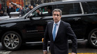 Longtime Trump attorney Michael Cohen has dropped defamation lawsuits against BuzzFeed News and the political intelligence firm Fusion.