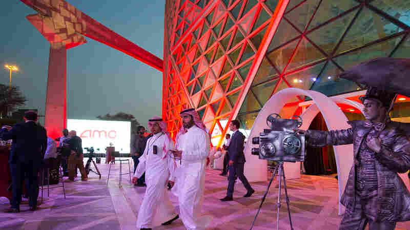 As Saudi Arabia's Cinema Ban Ends, Filmmakers Eye New Opportunities