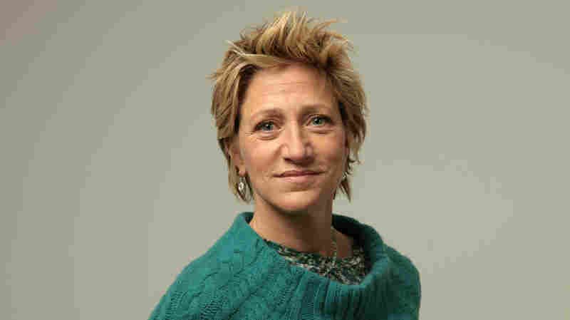 Edie Falco poses for a portrait during the 2010 Sundance Film Festival in Park City, Utah.