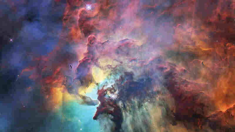 It's The Hubble Space Telescope's Birthday. Enjoy Amazing Images Of The Lagoon Nebula