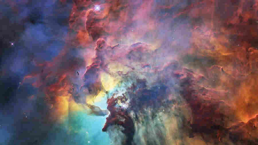 It's The Hubble Space Telescope's Birthday. Enjoy Amazing Images Of The Lagoon Nebula