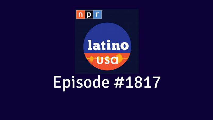 Latino USA looks at the case of Estrella, an undocumented transgender woman. Plus, Emmy Award-winning journalist Jorge Ramos and Centavrvs.