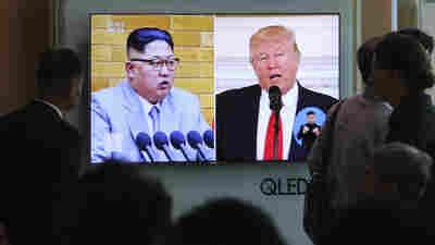 Trump: North Korea's Suspension Of Nuclear Tests Shows 'Progress'