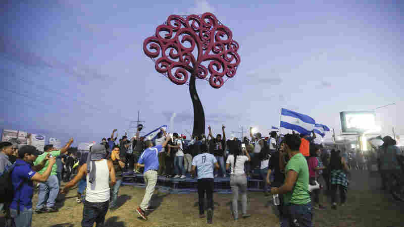 Nicaragua's President Withdraws Social Security Reforms That Sparked Violent Unrest