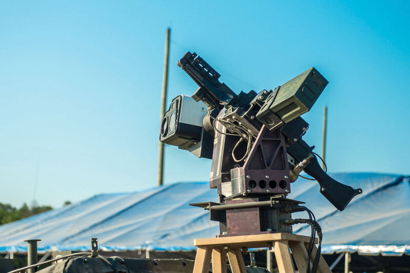 autonomous weapons would take warfare to a new domain without