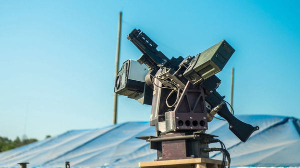 Autonomous Weapons Would Take Warfare To A New Domain, Without Humans