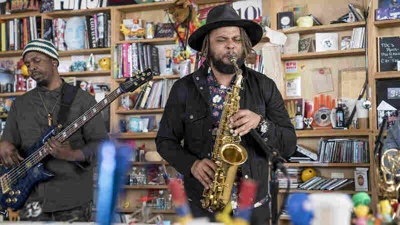 Logan Richardson: Tiny Desk Concert