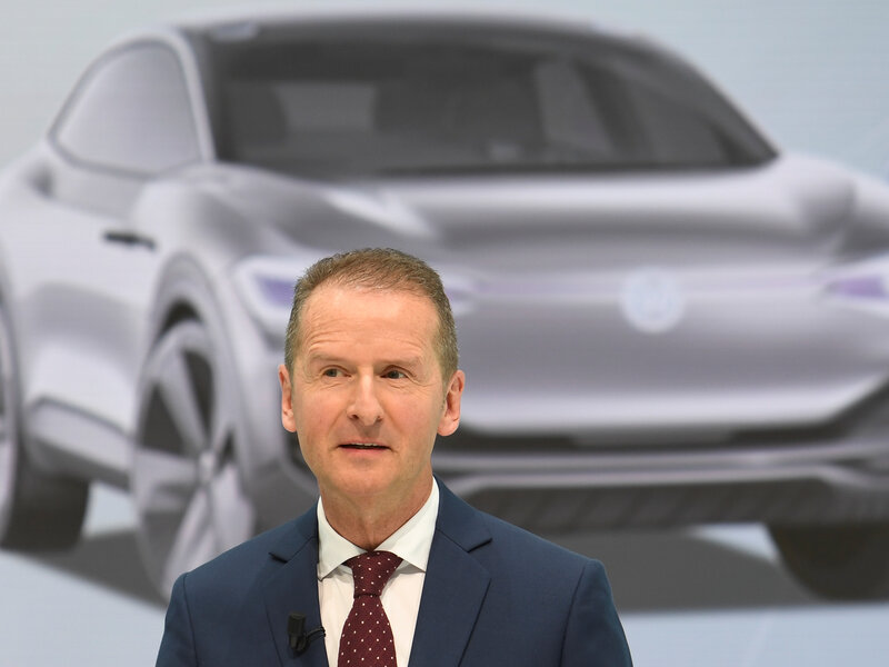 After Sel Scandal Vw Turns To New Leadership And Electric Cars