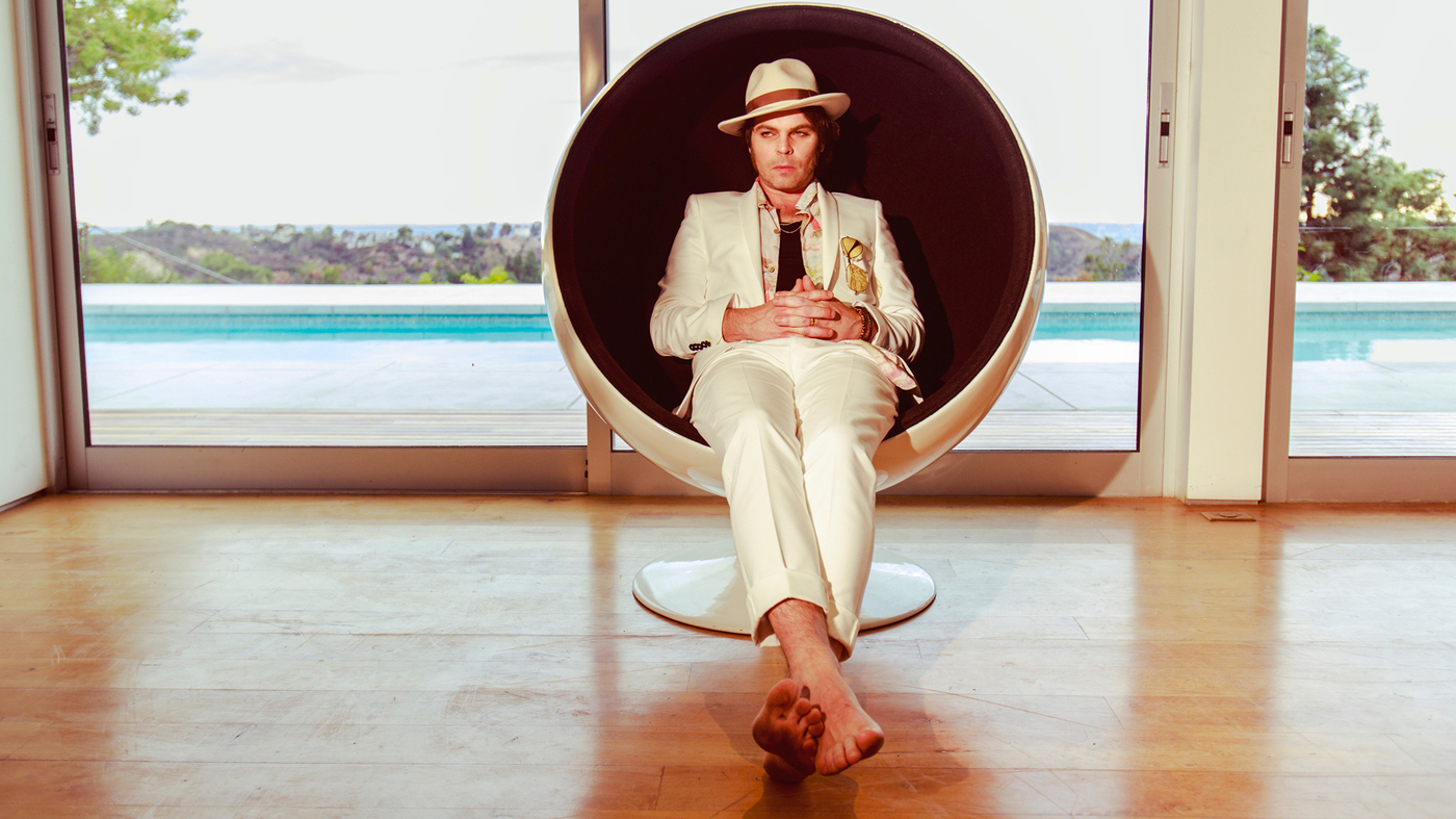 First Listen: Gaz Coombes, 'World's Strongest Man'
