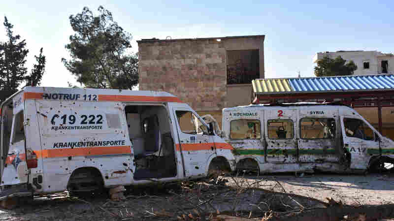 Sheer Number Of Attacks On Health Facilities In Syria Shocks Researcher