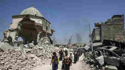 Mosul's Famed Mosque And 'Hunchback' Minaret, Destroyed By ISIS, Will Be Rebuilt