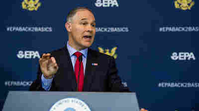 Pruitt Proposes New Rule Defining What Science Can Be Used By EPA