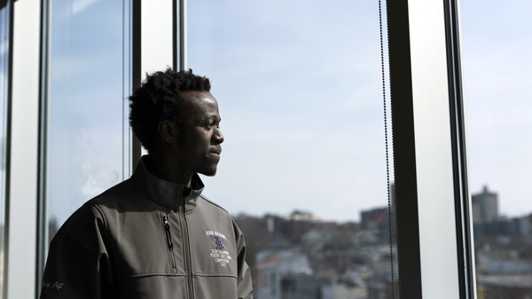 Asylum-Seeking Student Says Nothing Can Stand Between Him And Poetry