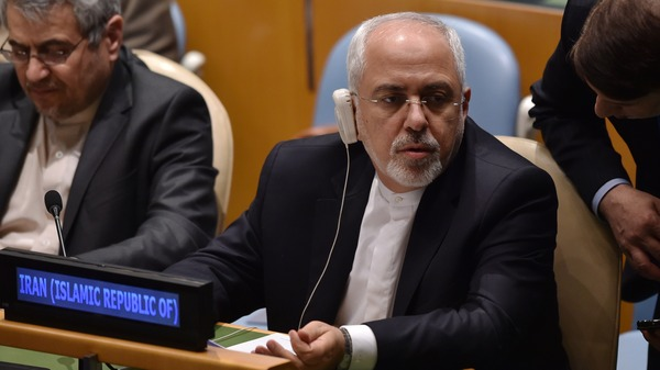 Iran s Foreign Minister Comes To America, Keeping One Eye On Saudi Arabia