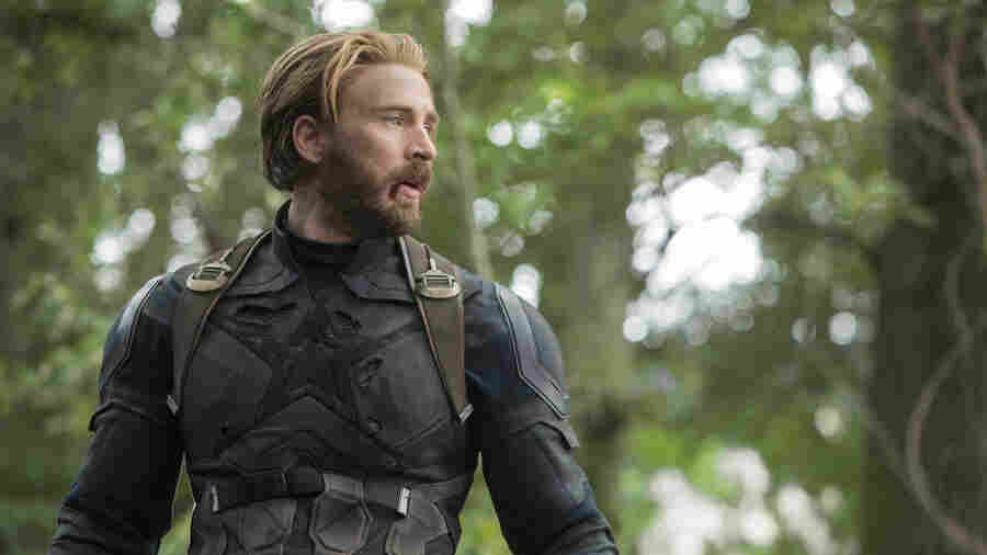 Space-Hopping 'Avengers: Infinity War' Raises The Stakes To Infinity — And Beyond