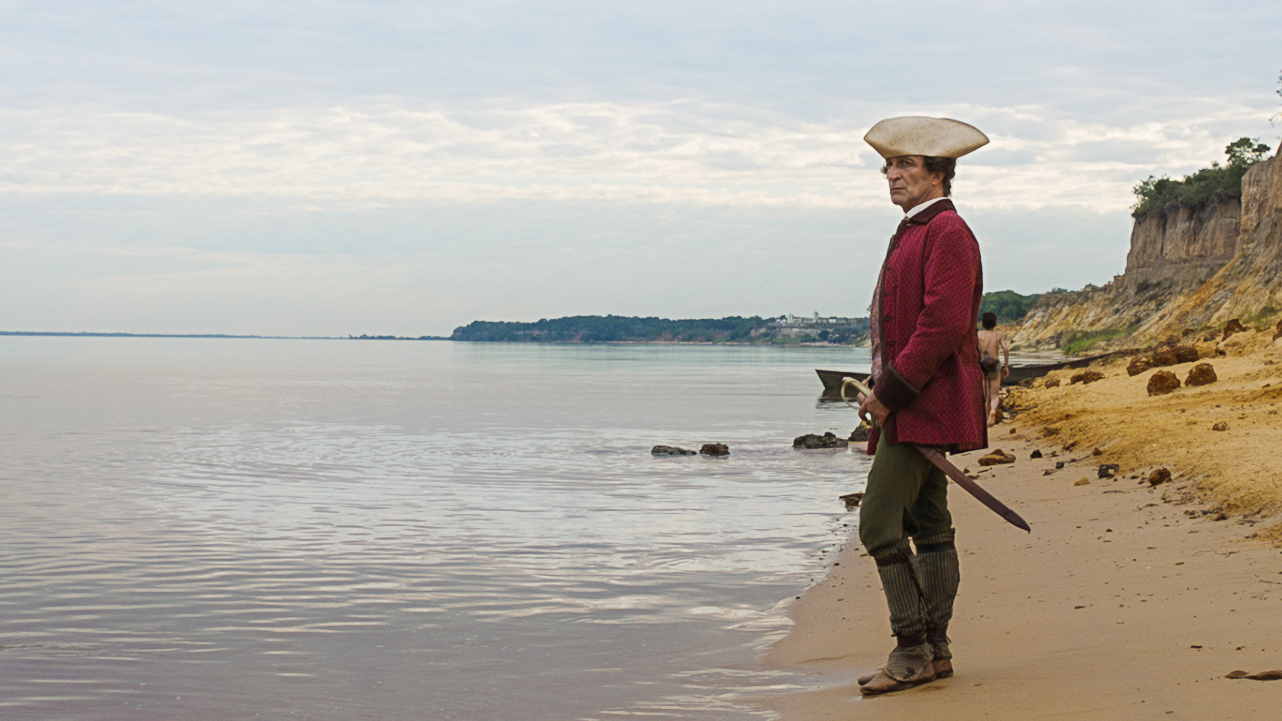 Zama' Offers A Withering Critique Of Colonialism From Within : NPR