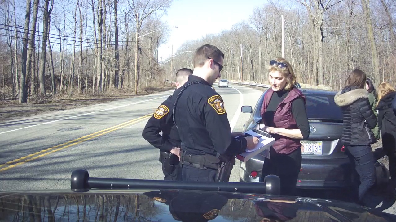 police officer ethics violations