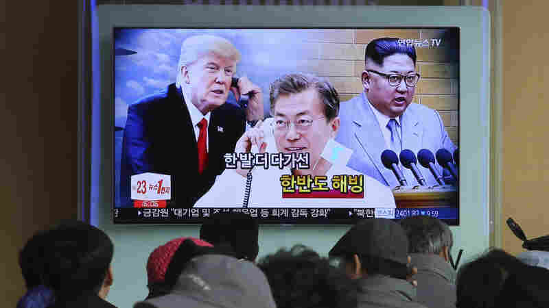 South Korea: Summit With U.S. Likely Next Month