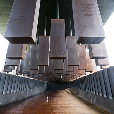 Lynching Memorial In Alabama Remembers The Victims Of Unacknowledged Terror