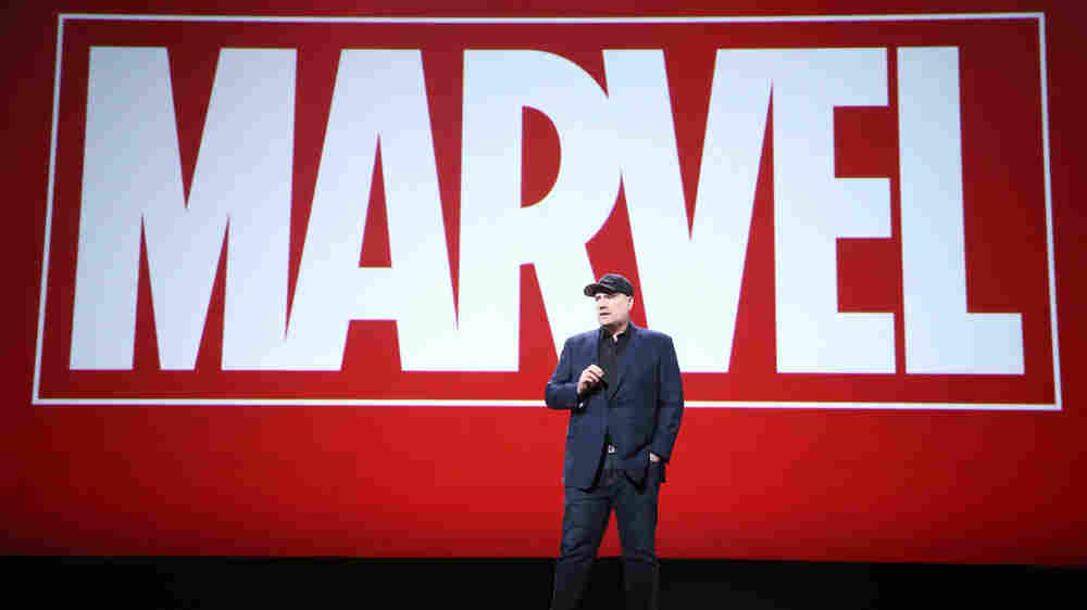 Marvel Studios' Kevin Feige On The Future Of Marvel Movies