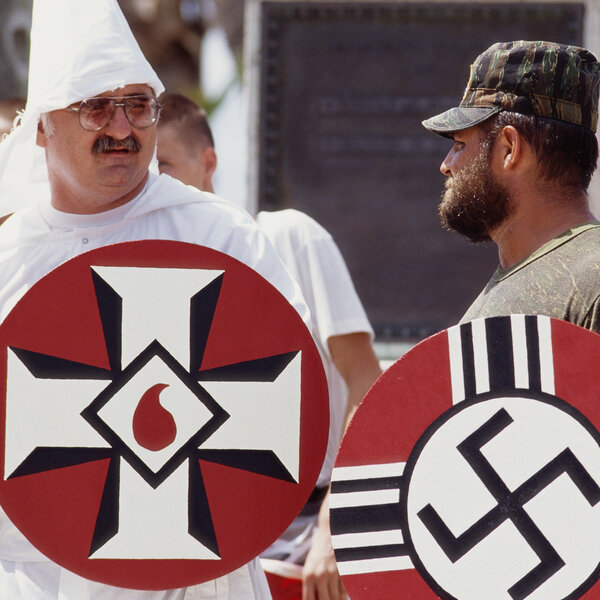 How America's White Power Movement Coalesced After The Vietnam War