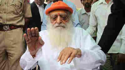 Influential Guru Asaram Bapu Given Life Sentence For Raping Teenage Girl