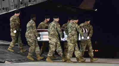 Pentagon Cites Multiple Missteps That Led To Ambush Of U.S. Troops In Niger