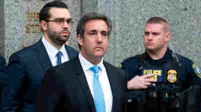 Michael Cohen Says He Will Take The Fifth In Stormy Daniels Suit